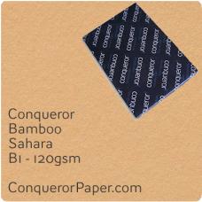 Paper Bamboo Sahara B1-700x1000mm 120gsm
