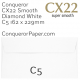 Envelopes CX22 Diamond White C5-162x229mm 120gsm