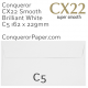 Envelopes CX22 Brilliant White C5-162x229mm 120gsm