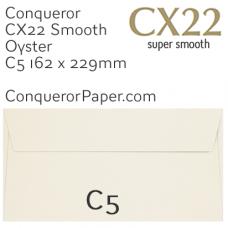 Envelopes CX22 Oyster C5-162x229mm 120gsm
