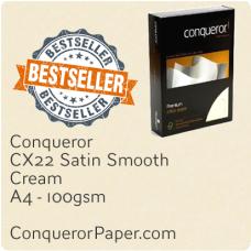 Paper CX22 Cream A4-210x297 100gsm