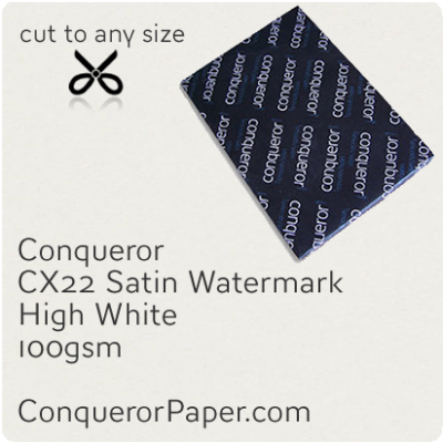 Paper CX22 High White SRA2-450x640mm 100gsm