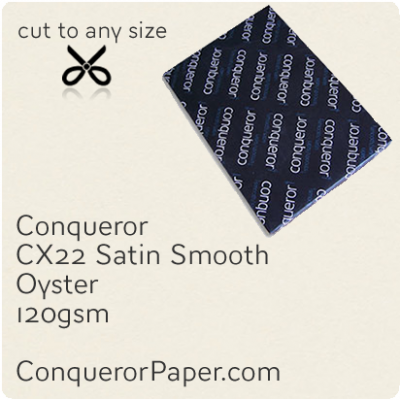 Paper CX22 Oyster B1-700x1000mm 120gsm