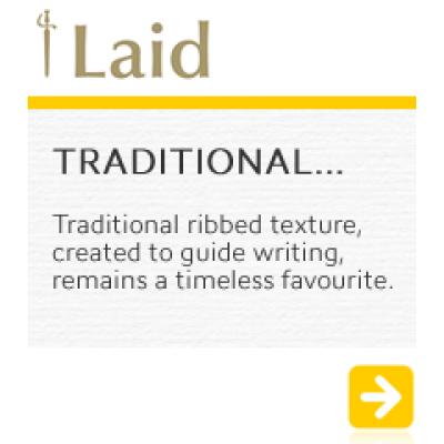 Laid Textured