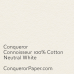Paper Connoisseur Natural White B1-700x1000mm 160gsm
