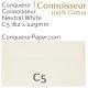 Envelopes Connoisseur Natural White C5-162x229mm 120gsm