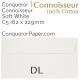 Envelopes Connoisseur Soft White C5-162x229mm 120gsm