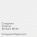 Envelopes Contour Brilliant White DL-110x220mm 120gsm