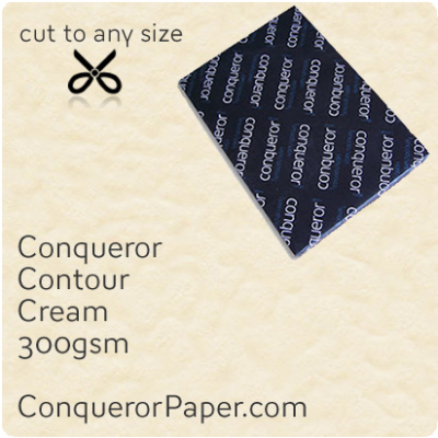 Paper Contour Cream SRA2-450x640mm 300gsm