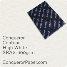 Paper Contour High White SRA2-450x640mm 100gsm