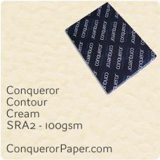 Paper Contour Cream SRA2-450x640mm 100gsm