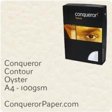 Paper Contour Oyster A4-210x297mm 100gsm