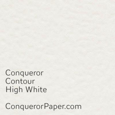 High White Contour