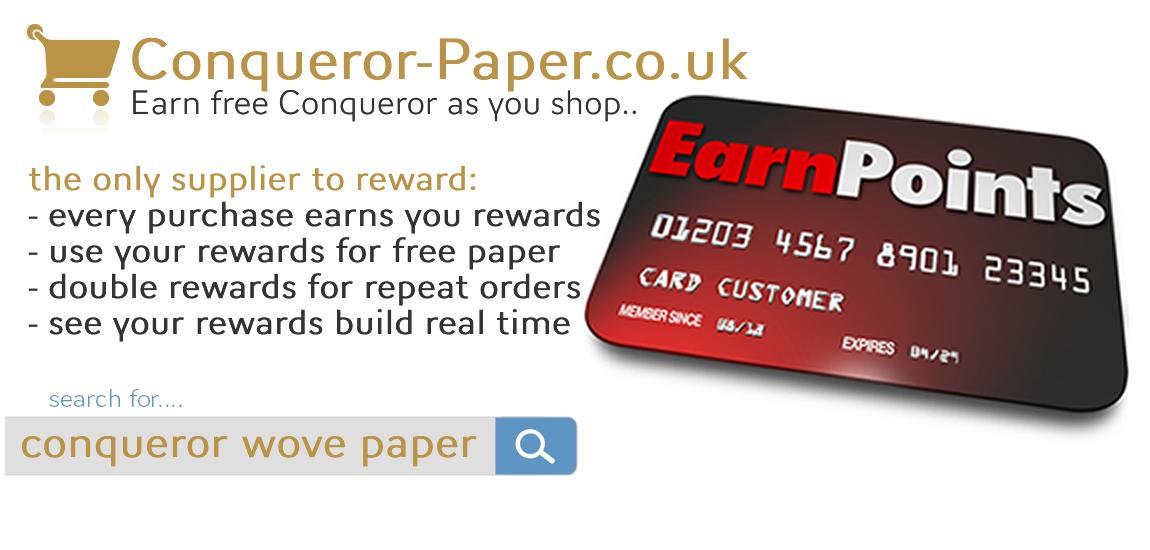 Conqueror Reward Points