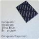 Paper Iridescent Silica Blue B1-700x1000mm 350gsm