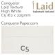 Envelopes Laid High White C5-162x229mm 120gsm