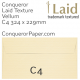 Envelopes Laid Vellum C4-324x229mm 120gsm