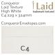 Envelopes Laid High White Pocket C4-324x229mm 120gsm