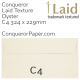 Envelopes Laid Oyster C4-324x229mm 120gsm