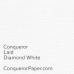 Paper Laid Diamond White B1-700x1000mm 220gsm