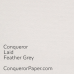 Paper Laid Feather Grey B1-700x1000mm 220gsm