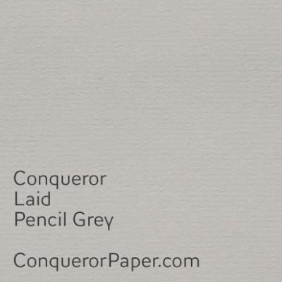 Laid Pencil Grey