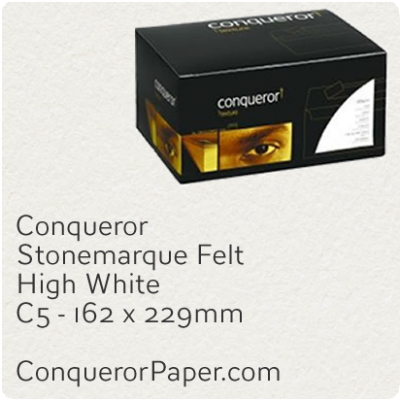 Envelopes Stonemarque High White C5-162x229mm 120gsm