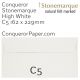 Envelopes Stonemarque High White C5-162x229mm 120gsm