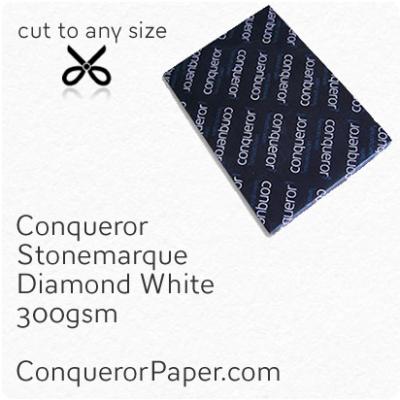 Paper Stonemarque Diamond White SRA2-450x640mm 300gsm