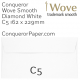 Envelopes Wove Diamond White C5-162x229mm 120gsm