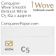 Envelopes Wove Brilliant White Window C5-162x229mm 120gsm
