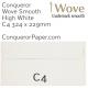 Envelopes Wove High White C4-324x229mm 120gsm