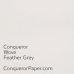 Envelopes Wove Feather Grey DL-110x220mm 120gsm